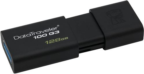Kingston DataTraveler 100 G3-DT100G3_128GB USB 3.0